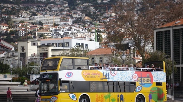Funchal Hop-On Hop-Off 2-Day Sightseeing Ticket